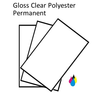 Clear Polyester