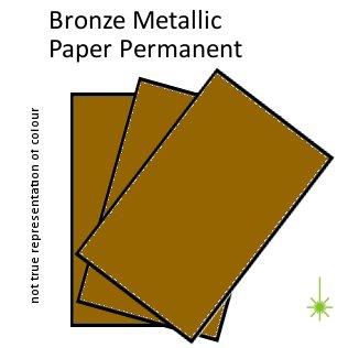 Bronze Paper